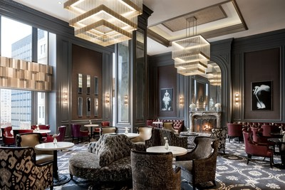 Hotel amenities include a Contemporary American breakfast in The Lounge alongside city views at The Ritz-Carlton, San Francisco.