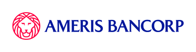 Ameris Bancorp logo. (PRNewsFoto/Ameris Bancorp)