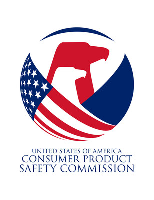 The U.S. Consumer Product Safety Commission is an independent federal agency created by Congress in 1973 and charged with protecting the American public from unreasonable risks of serious injury or death from more than 15,000 types of consumer products under the agency's jurisdiction. To report a dangerous product or a product-related injury, call the CPSC hotline at 1-800-638-2772, or visit http://www.saferproducts.gov. Further recall information is available at http://www.cpsc.gov. (PRNewsfoto/U.S. Consumer Product Safety Co)