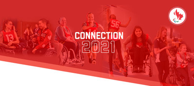 """Connection 2021"" will feature various information sessions, interactive workshops, and engagement opportunities. PHOTO: Canadian Paralympic Committee (CNW Group/Canadian Paralympic Committee (Sponsorships))"