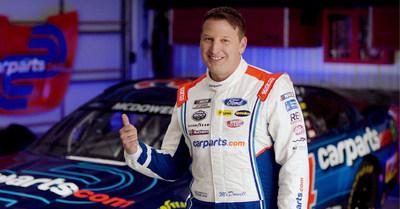 2021 Daytona 500 Champion, Michael McDowell