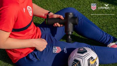 Hyperice and U.S. Soccer Federation Launch Multiyear Partnership