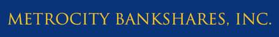 MetroCity Logo (PRNewsfoto/MetroCity Bankshares)