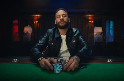 Brazilian football star Neymar Jr is shaking up poker with new role of Cultural Ambassador