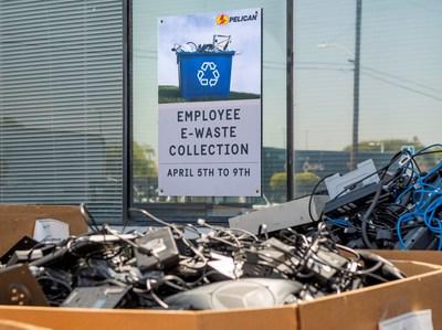 Pelican Torrance, CA, E-Waste Drive