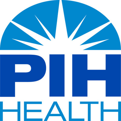 PIH Health Logo (PRNewsfoto/PIH Health)