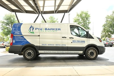 Pye-Barker Fire is proud to be a national route-based fire protection business.