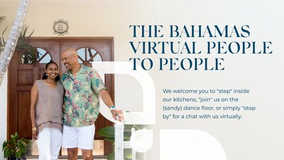 For the first time ever, consumers can indulge in the unique People-to-People Program from the comfort of their own homes.