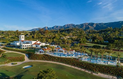 Ty Warner spends $119.5 M to Build the Finest Private Club in the United States (PRNewsfoto/Montecito Club)