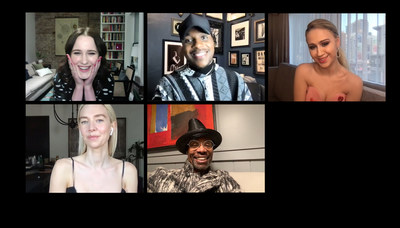 "Host committee members virtually attend MPTF's 19th annual ""Night Before"""
