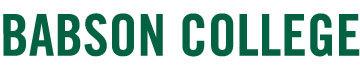Babson College (PRNewsfoto/Babson College)