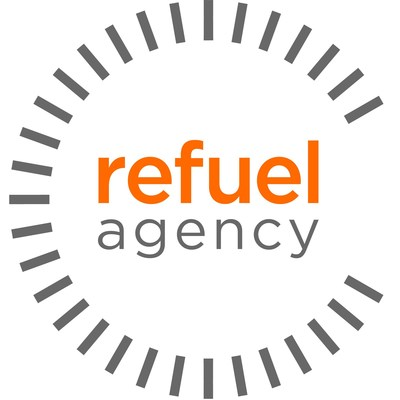 Refuel Agency is the largest provider of Media + Marketing services specializing in military, teen, college and multicultural audiences in the U.S. (PRNewsfoto/Refuel Agency)