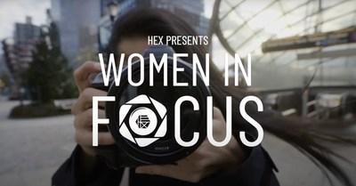 Hex Women In Focus