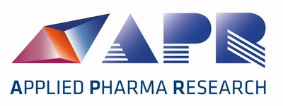 APR Applied Pharma Research s.a. Logo