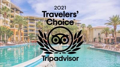 Casa Dorada wins travelers choice awards