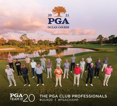 PGA Team of 20