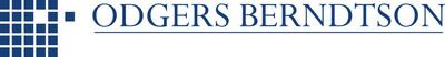 Odgers Logo Blue (PRNewsfoto/Odgers Berndtson)