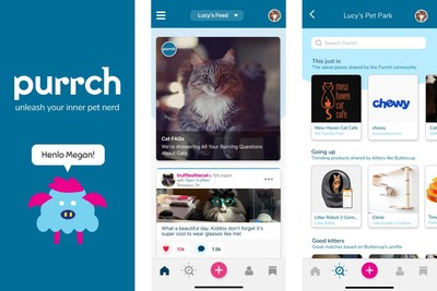 Purrch is the single, go-to destination for pet parents to meet, learn, experience, and discover.