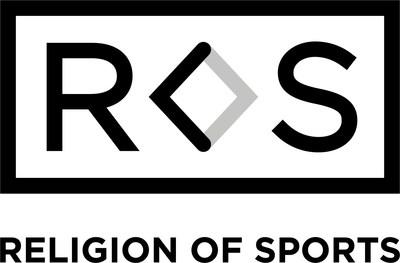 Religion of Sports Logo (PRNewsfoto/Religion of Sports)