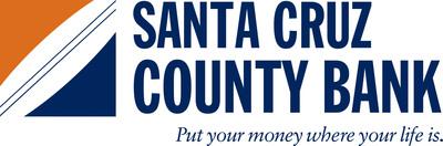 Santa Cruz County Bank logo. (PRNewsFoto/Santa Cruz County Bank) (PRNewsFoto/SANTA CRUZ COUNTY BANK)