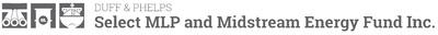 (PRNewsfoto/Duff & Phelps Select MLP and Midstream Energy Fund Inc.)