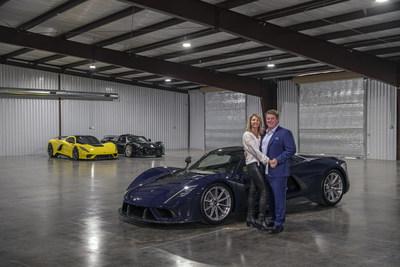 Venom F5 Global Public Debut Set for Amelia Island Concours