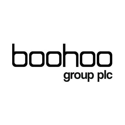 boohoo group logo