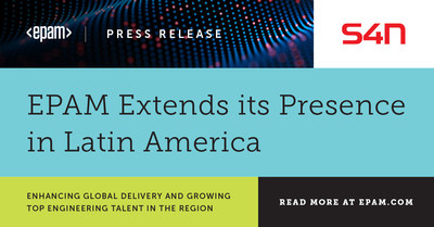 EPAM Extends its Presence in Latin America