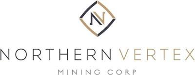 Northern Vertex Mining Corp. Logo (CNW Group/Northern Vertex Mining Corp.) (CNW Group/Northern Vertex Mining Corp.)